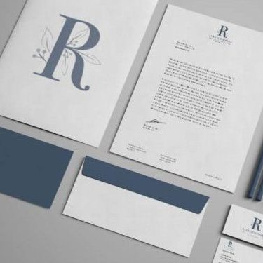 Stationery Mockup - Free Version